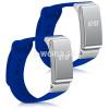 Silikónový remienok Huawei Talkband B2 - sada 2ks (modrá)