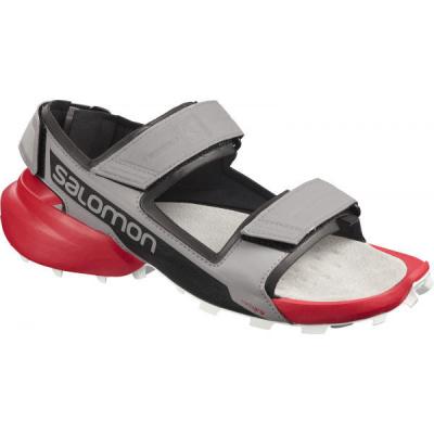 Salomon SPEEDCROSS SANDAL šedá Univerzálne športové sandále 9.5