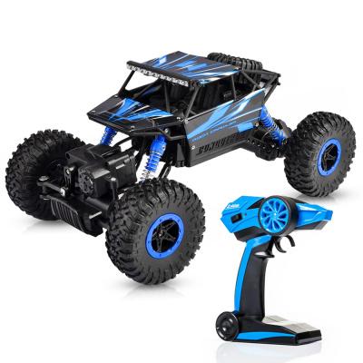 HB 9643-2 RC Auto RTR 1:18, 2,4 GHz, 700 mAh, 50m, 10 km/h, čierno-modré
