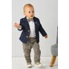 8d381aeb94a1 Folletti A015.2 Slávnostný chlapčenský oblek s károvanými nohavicami